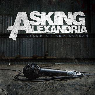 Asking Alexandria A Prophecy cover art