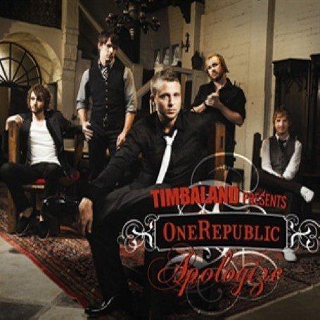 Timbaland featuring OneRepublic Apologize cover art