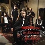 Timbaland featuring OneRepublic Apologize l'art de couverture