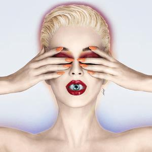 Katy Perry Witness cover art