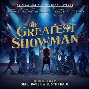 Pasek & Paul The Greatest Show cover art