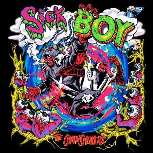 Chainsmokers Sick Boy cover art