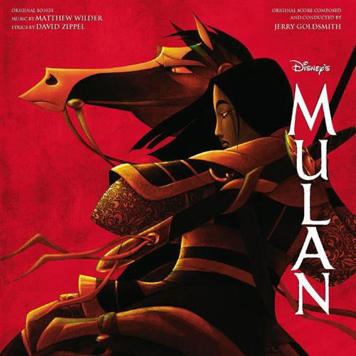 Jason Lyle Black Mulan Medley cover art