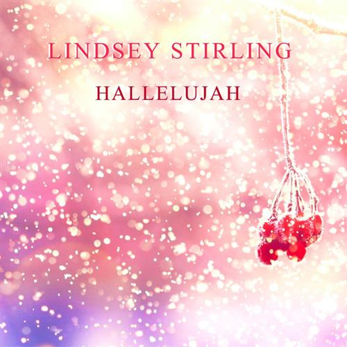 Lindsey Stirling Hallelujah cover art