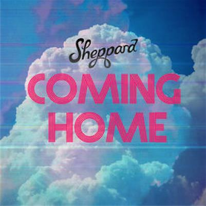 Sheppard Coming Home cover art