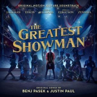 Pasek & Paul Tightrope (from The Greatest Showman) cover art