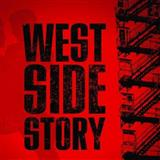 Leonard Bernstein Somewhere (from West Side Story) (arr. Mac Huff) cover kunst