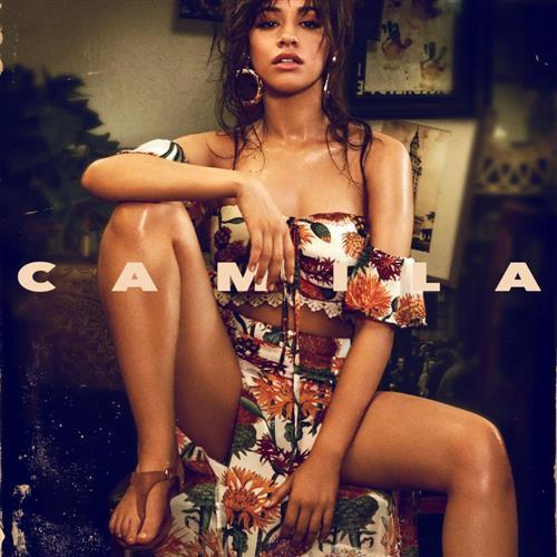 Camila Cabello In The Dark cover art