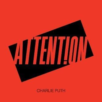 Charlie Puth Attention cover art