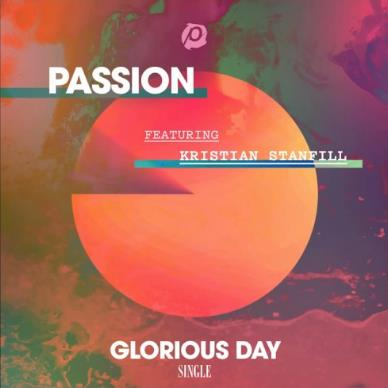 Passion Glorious Day cover art