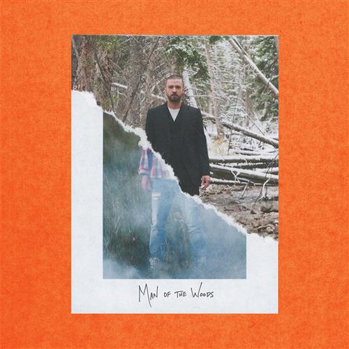 Justin Timberlake Man Of The Woods cover art