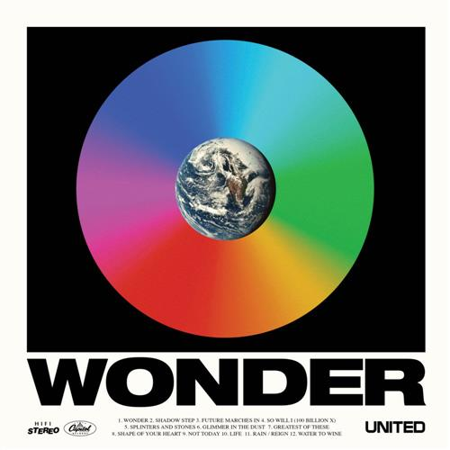 Hillsong United So Will I (100 Billion X) cover art