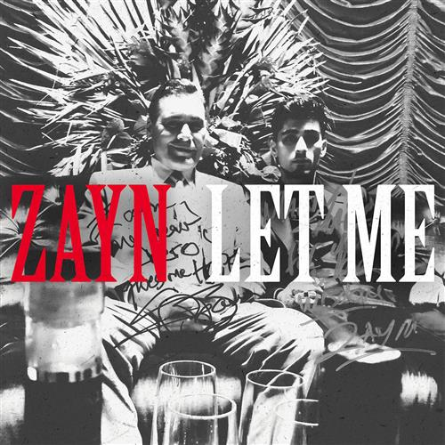 ZAYN Let Me cover art