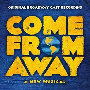 I Am Here (from Come from Away) by Irene Sankoff & David Hein Piano & Vocal  Digital Sheet Music