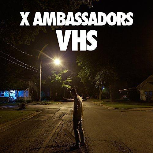 X Ambassadors Unsteady cover art