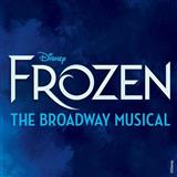 Kristen Anderson-Lopez & Robert Lopez Monster (from Frozen: The Broadway Musical) cover art