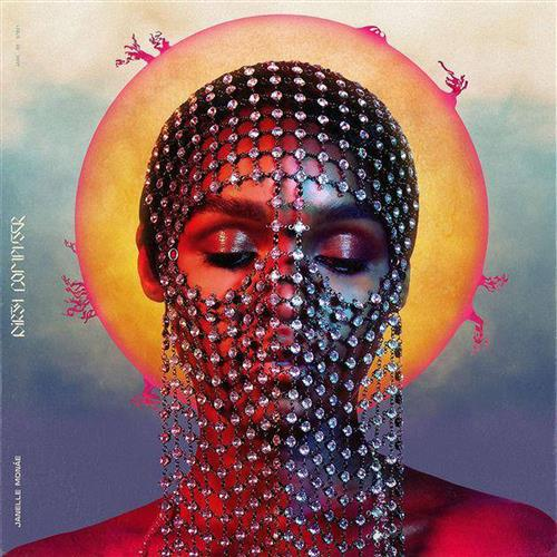 Janelle Monae Make Me Feel cover art