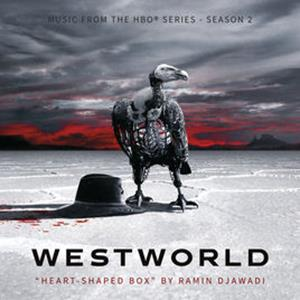Ramin Djawadi Runaway (from Westworld) cover art