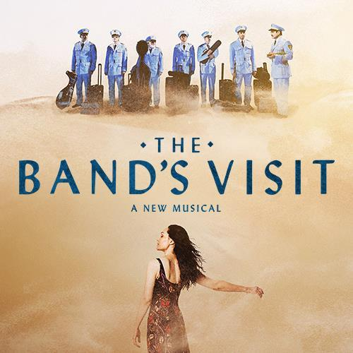David Yazbek Itzik's Lullaby (from The Band's Visit) cover art