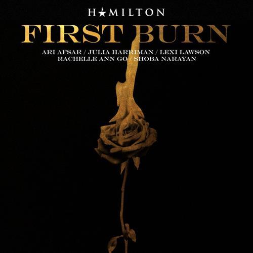 Lin-Manuel Miranda First Burn cover art