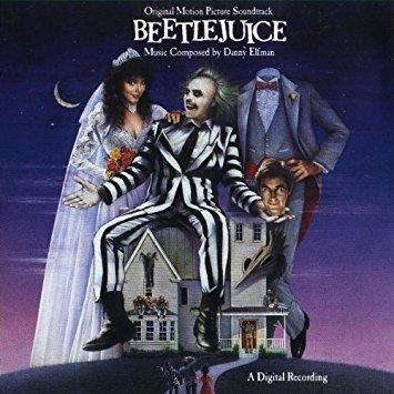 Danny Elfman Beetlejuice (Main Theme) cover art