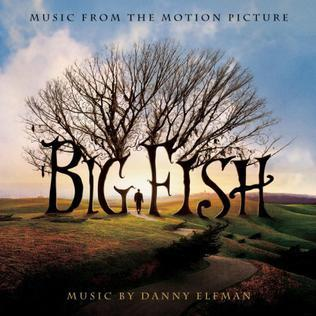 Danny Elfman Jenny's Theme (from Big Fish) cover art