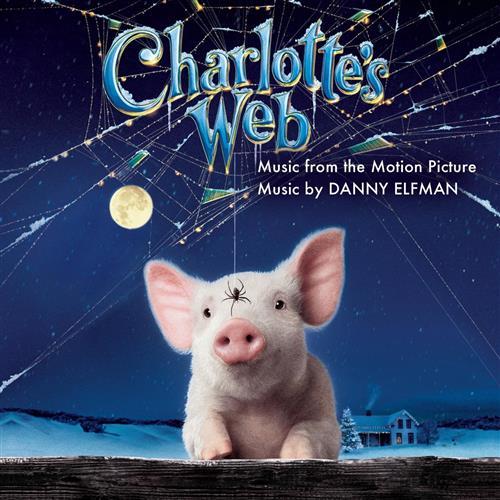 Danny Elfman Charlotte's Web Main Title cover art