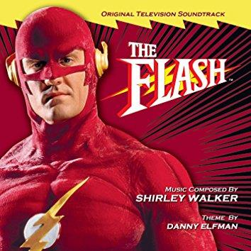 Danny Elfman Theme From The Flash cover art