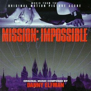 Danny Elfman Love Theme (from Mission: Impossible) cover art