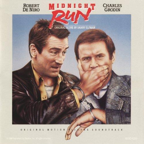 Danny Elfman Diner Blues (from Midnight Run) cover art