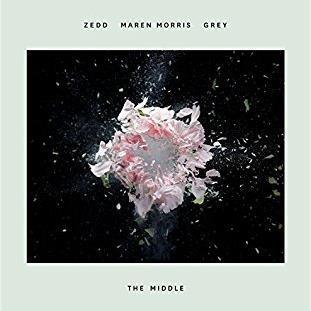Zedd, Maren Morris & Grey The Middle cover art