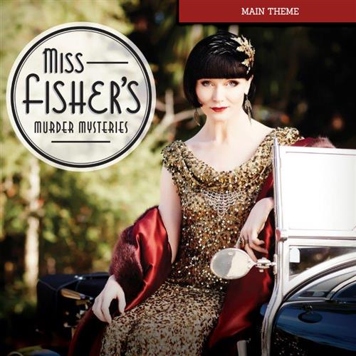 Greg Walker Miss Fisher's Theme cover art