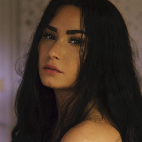 Demi Lovato Sober cover art