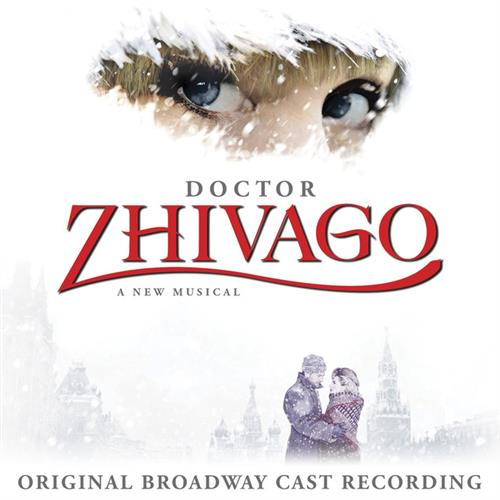 Lucy Simon Levine, Michael Korie & Amy Powers He's There (from Doctor Zhivago: The Broadway Musical) cover art