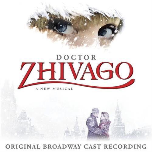 Lucy Simon Levine, Michael Korie & Amy Powers On The Edge Of Time (from Doctor Zhivago: The Broadway Musical) cover art