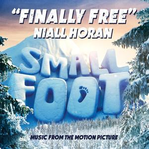 Niall Horan Finally Free cover art
