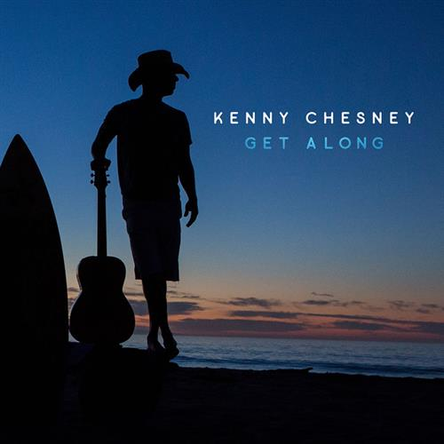 Kenny Chesney Get Along cover art
