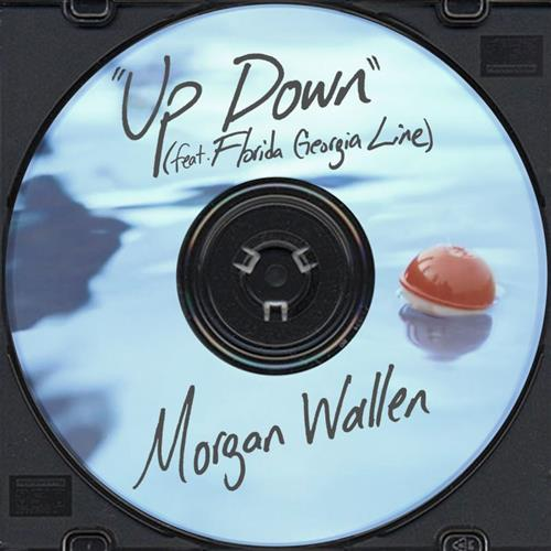 Morgan Wallen Up Down (feat. Florida Georgia Line) cover art