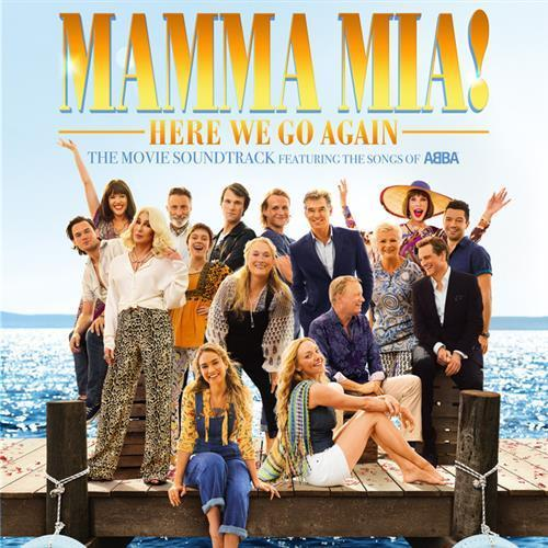 ABBA Kisses Of Fire (from Mamma Mia! Here We Go Again) cover art