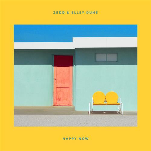 Zedd Happy Now (feat. Elley Duhé) cover art