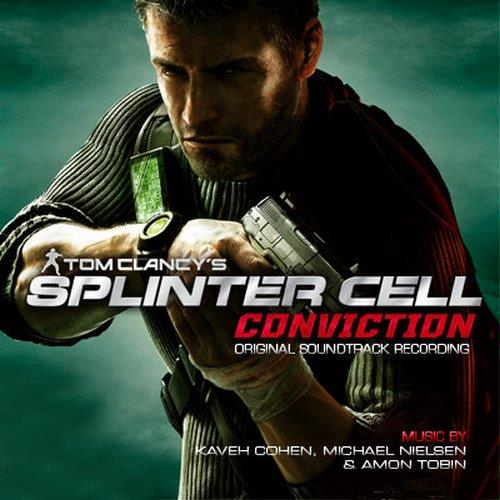 Kaveh Cohen Splinter Cell: Conviction cover art