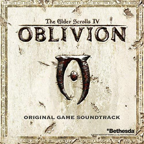 Jeremy Soule Elder Scrolls IV: Oblivion cover art