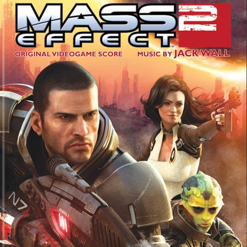 Jack Wall Mass Effect: Suicide Mission cover art