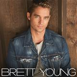 Brett Young Mercy cover art