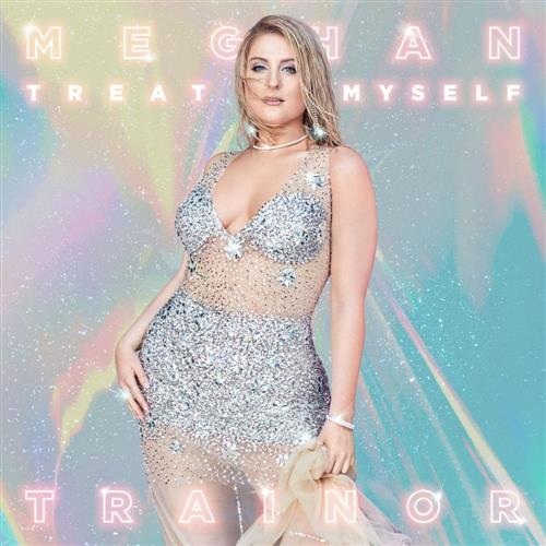 Meghan Trainor Treat Myself cover art