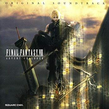 Nobuo Uematsu Final Fantasy VII (Main Theme) cover art