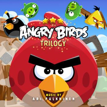 Ari Pulkkinen Angry Birds Theme cover art