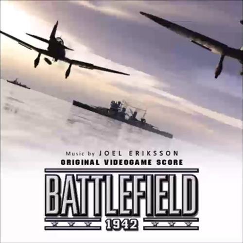 Joel Eriksson Battlefield Theme cover art