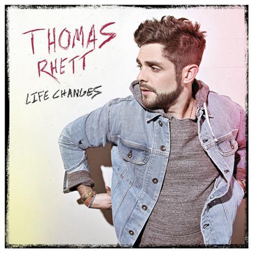 Thomas Rhett Unforgettable cover art