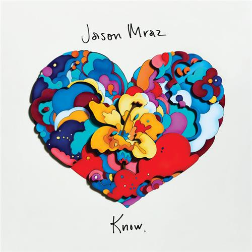 Jason Mraz More Than Friends (feat. Meghan Trainor) cover art